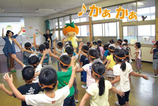 愛の光幼稚園へ行ってきました♪ ...